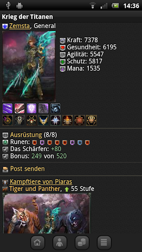 Krieg der Titanen - screenshot