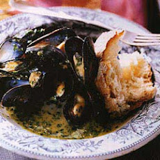 Mussels with Parsley and Garlic