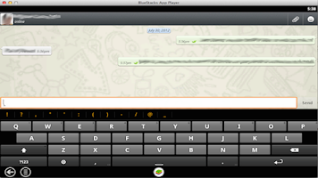 Screenshot of Whatsapp for Tablets Free