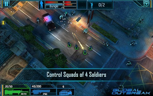 Global Outbreak 1.3.2 (Unlimited Everything) Apk
