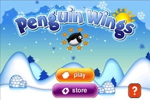 Screenshot of Penguin Wings