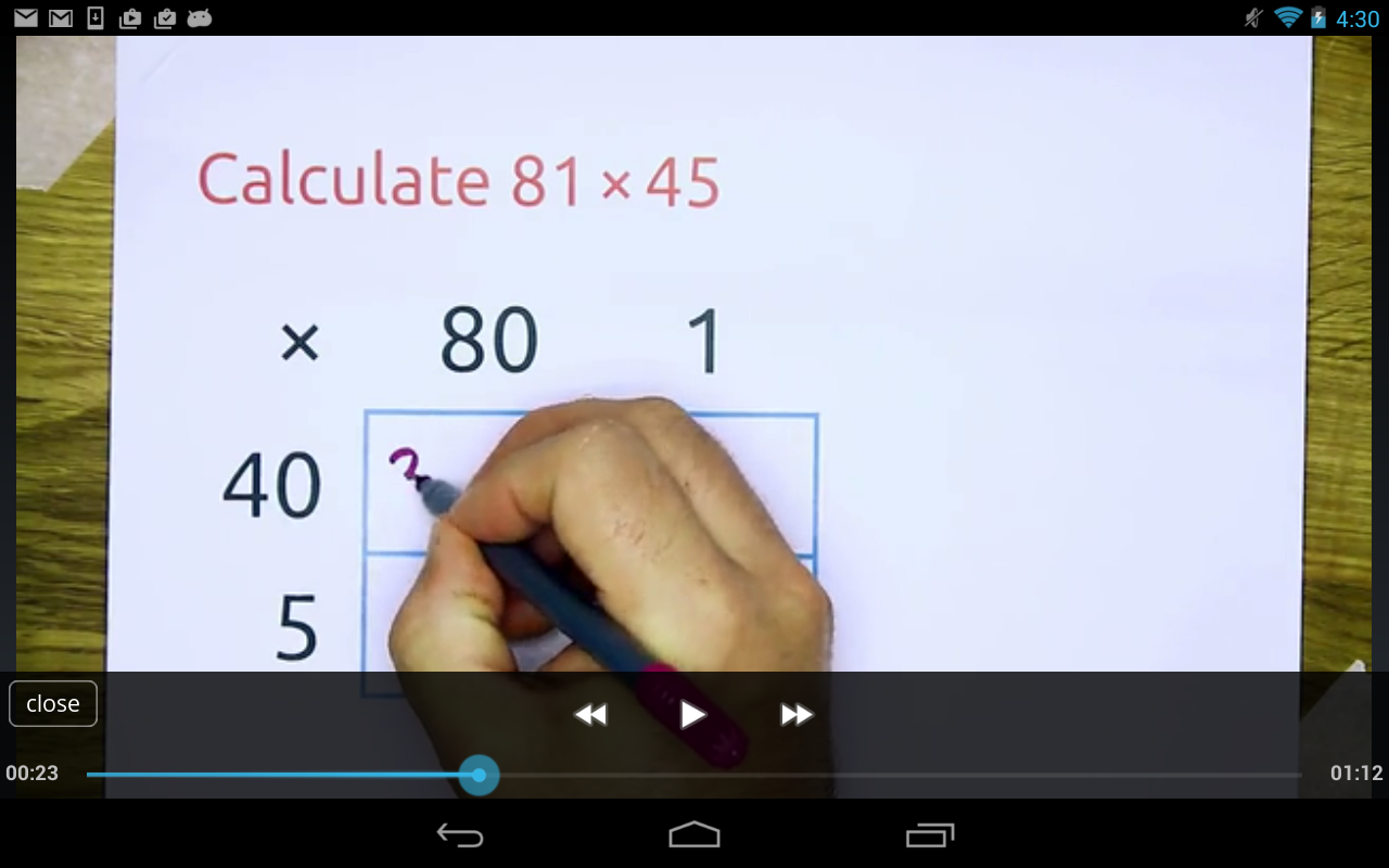 Step Up Maths - nimbl Screenshot 10