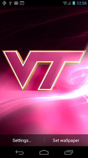 Virginia Tech Hokie LWP Tone