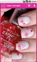 Screenshot of M Nails Designs