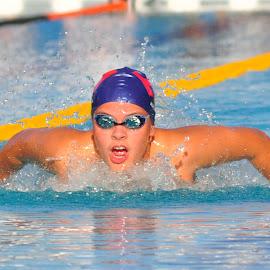 by Riaan van Rensburg - Sports & Fitness Swimming