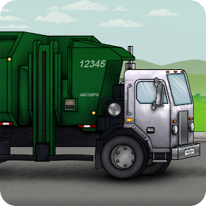 Cover art Garbage Truck!