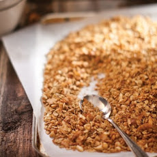 Toasted Coconut Granola