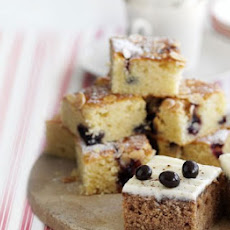 Blackcurrant Bakewell