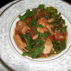 Pork and Beans (Crock-Pot)