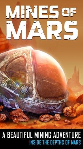 Mines of Mars Scifi Mining RPG - screenshot