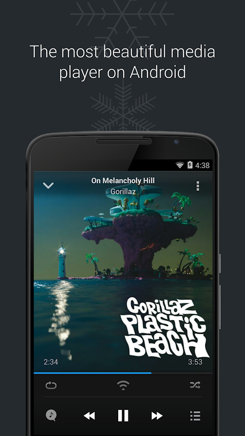 doubleTwist Music Player, Sync Screenshot 0