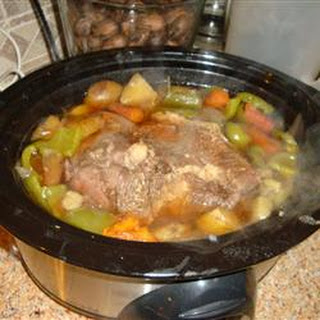 Beef Sirloin Pot Roast Recipes