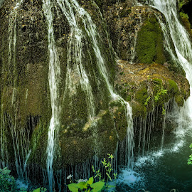 Bigar waterfall Romania by Alice Lustah - Nature Up Close Water