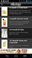 Screenshot of Mixology™ Drink Recipes
