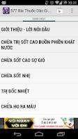 Screenshot of 577 Bài Thuốc Dân Gian (S.Hay)