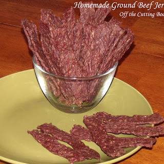 Ground Beef Jerky Recipes