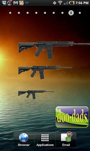 Rifle doo-dad