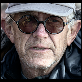 by Kristinn Gudlaugsson - People Portraits of Men ( grønland uke 2 )