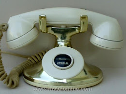 Cradle Phones - Western Electric 202 Gold Imperial 1