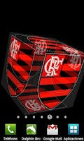 Screenshot of 3D Flamengo Fundo Animado