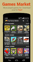 Screenshot of Top Games Free Market