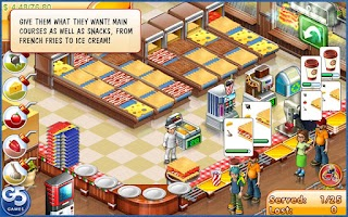 Screenshot of Stand O'Food® 3