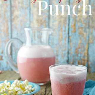 Cranberry Raspberry Punch