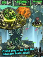 Screenshot of Zixxby: Alien Shooter Lite