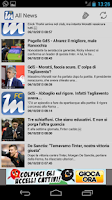 Screenshot of Fc Inter News
