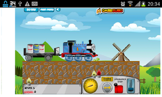 Screenshot of Jogos Infantis