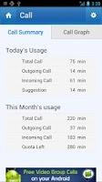 Screenshot of dodol Phone (data, call, Text)