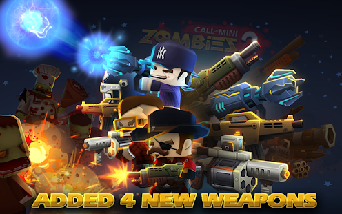 Game Call of Mini™ Zombies 2 APK for Kindle
