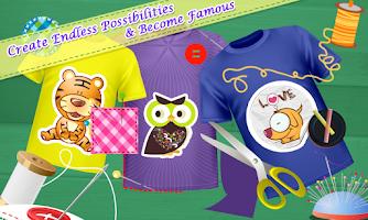 Screenshot of Tailor's Design Boutique