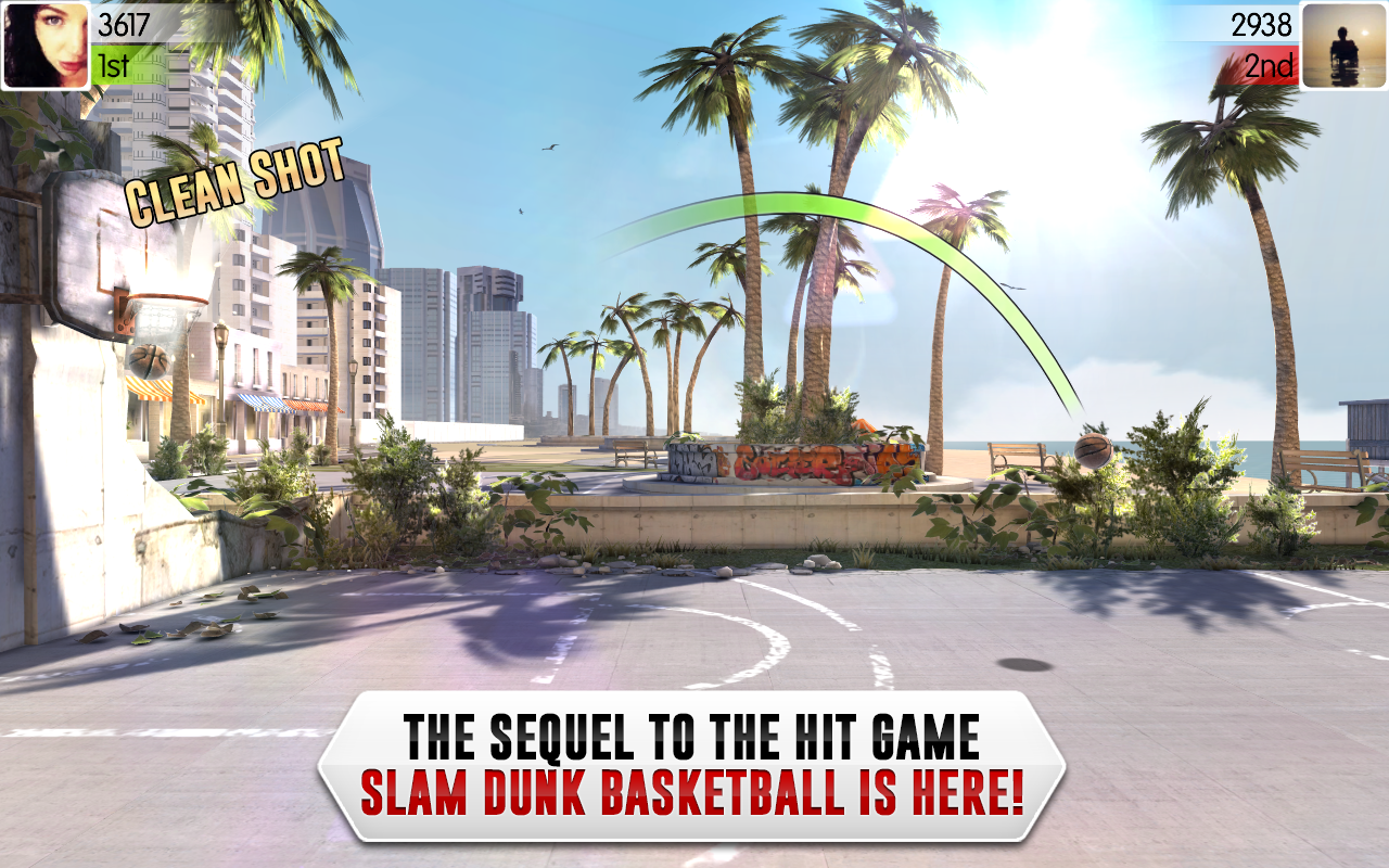 Slam Dunk Basketball 2 Screenshot 10
