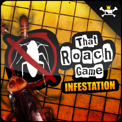 That Roach Game: Infestation! LOGO-APP點子