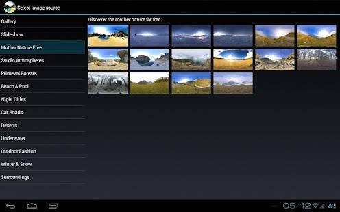 Photosphere panoramen als live wallpaper nutzen for Wallpaper erstellen
