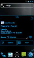 Screenshot of Notify - Blue Steel Theme