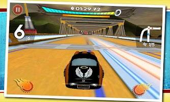 Screenshot of Retro Future Racing