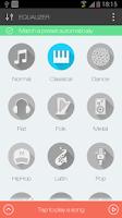 Screenshot of Music Equalizer Pro