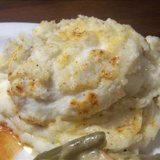 Creamy Mashed Potato Casserole