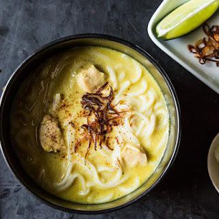 Burmese Coconut Noodles Recipes