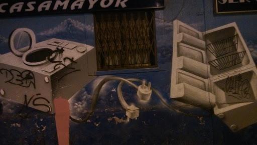 Electrodomesticos Graffiti