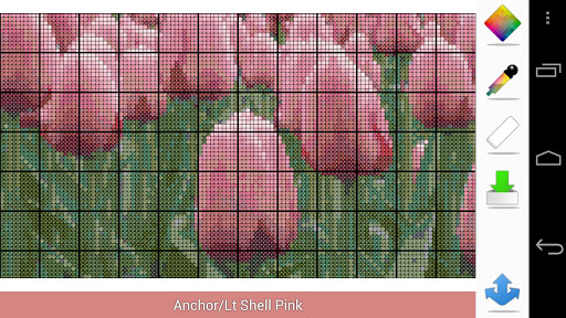 A-Stitch Cross Stitch Patterns - screenshot