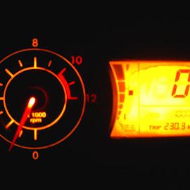 turning to 1000 Km by Eddy Febrianto - Transportation Motorcycles