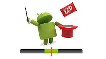 Screenshot of Android KitKat Challenge