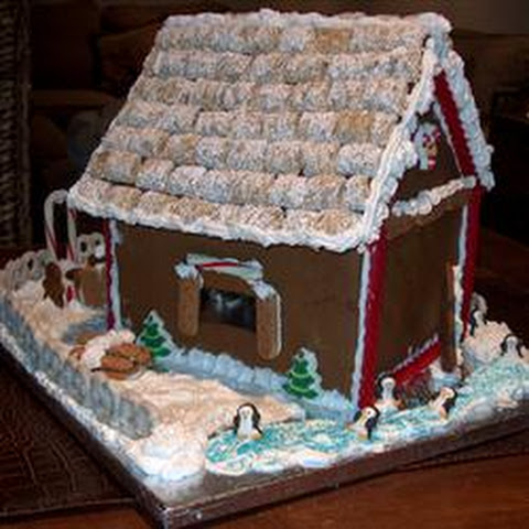 Building Gingerbread