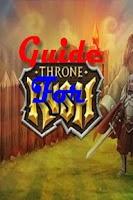 Screenshot of GUIDE FOR THRONE RUSH