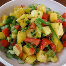 The Mango Salsa Recipe