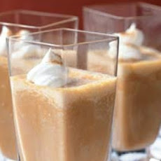 Frozen Gingerbread Cappuccino
