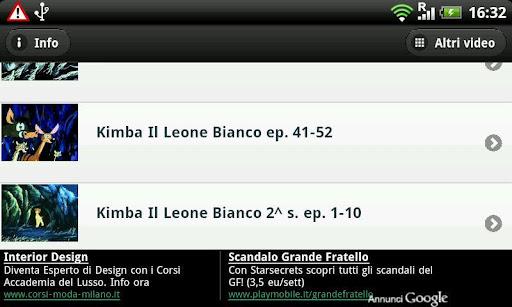 Kimba il Leone Bianco